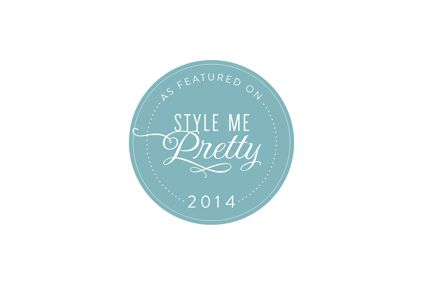 Featured On Style Me Pretty Leah Vis