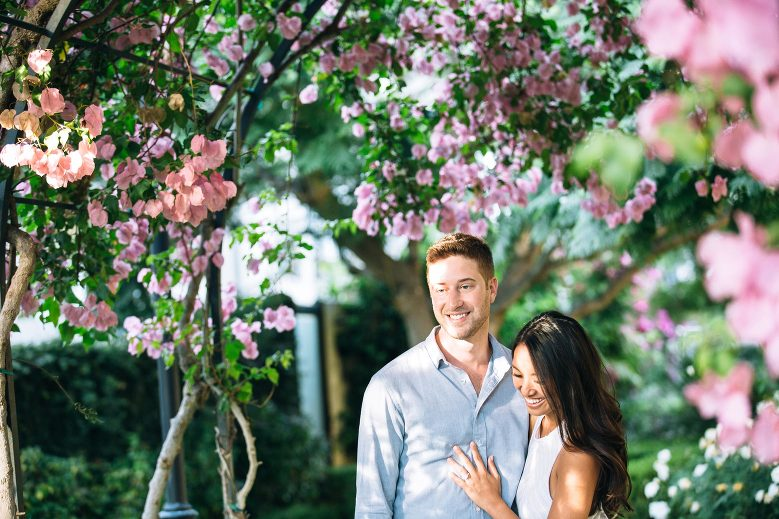 Venice Canals Engagement Pictures_11