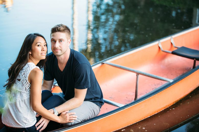 Venice Canals Engagement Pictures_14