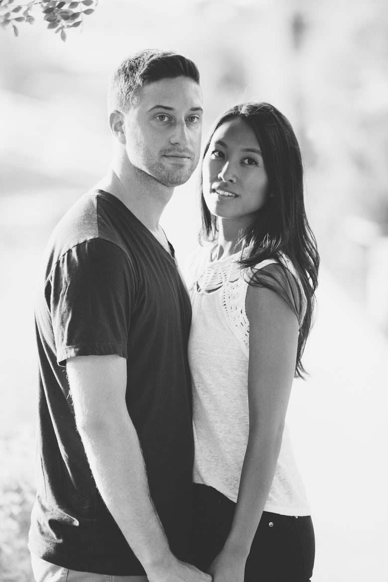 Venice Canals Engagement Pictures_17