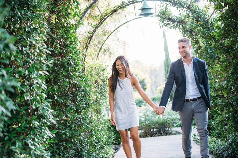 Venice Canals Engagement Pictures_2