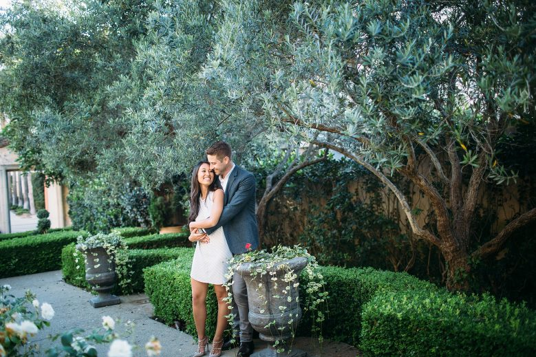 Venice Canals Engagement Pictures_8