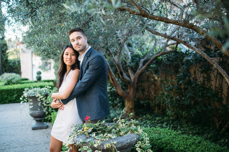 Venice Canals Engagement Pictures_9